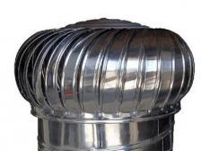 屋顶无动力通风器-不锈钢风球