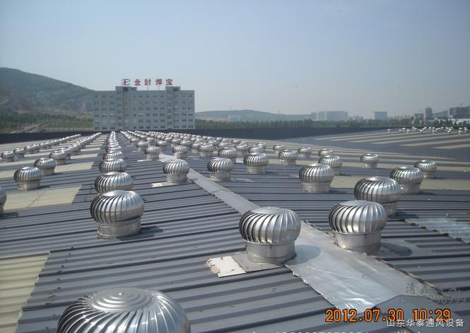 通风器(屋顶风帽)的功能是什么?