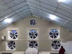 玻璃钢负压风机施工