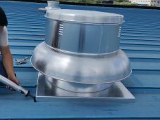 RTC铝制屋顶风机型号参数